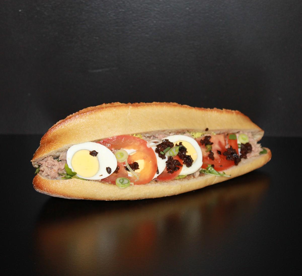 Sandwich Pan Bagnat